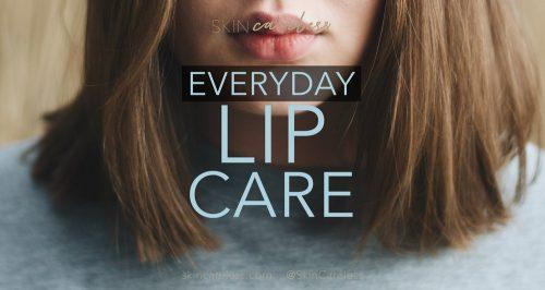 Everyday lip care