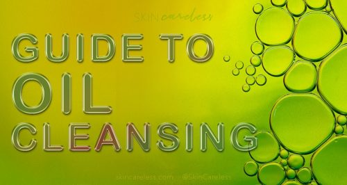 Guide to oil cleansing